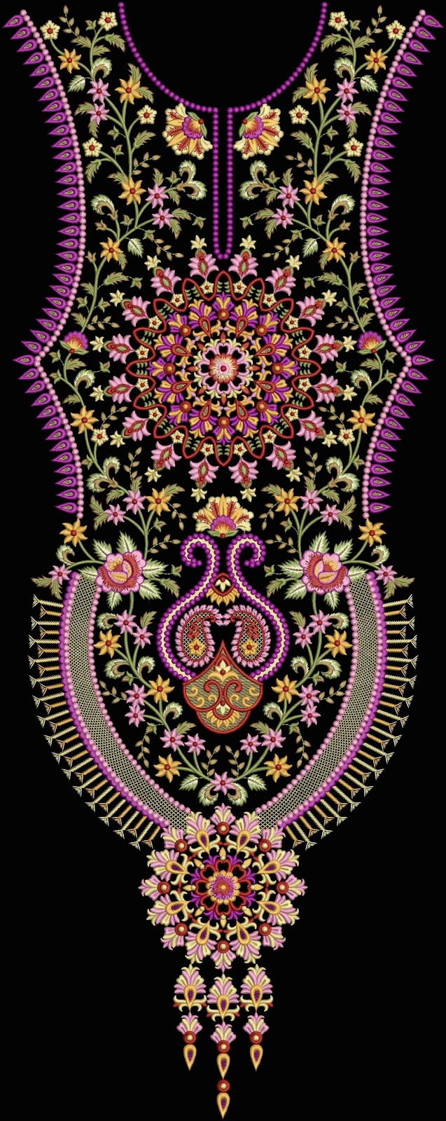 Pakistani Embroidery image