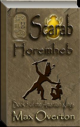 SCARAB BOOK 5