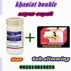 Teh pelangsing herbal wootekh aman