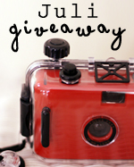 ideku handmade first july giveaway