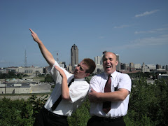 Elder Hale and Elder Grow, Des Moines IA