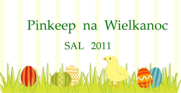 Pinkeep na Wielkanoc
