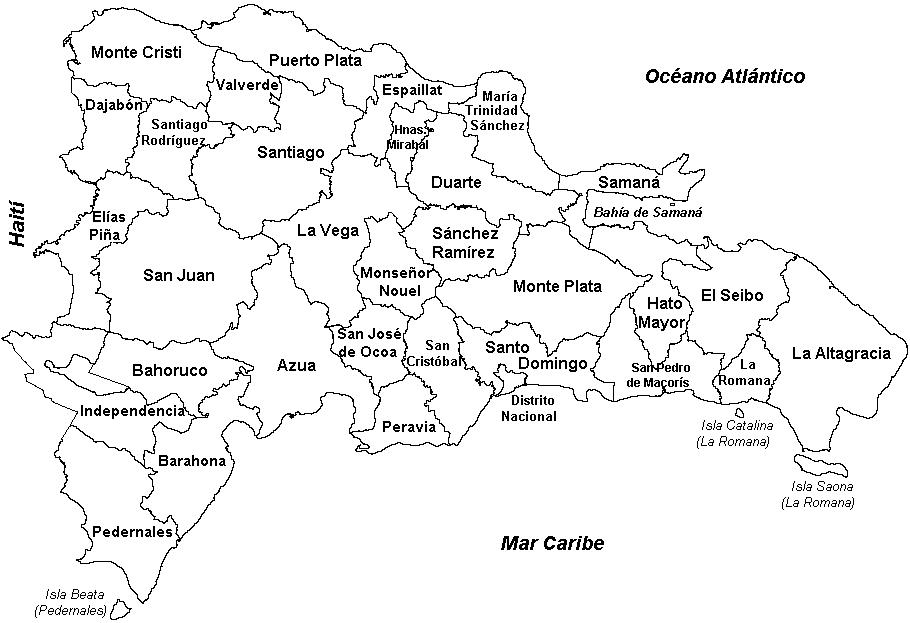 Republica Checa  Mapa Hidrografia