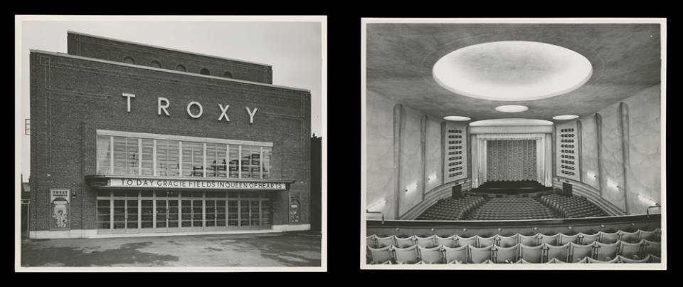 The Troxy in Fratton Road