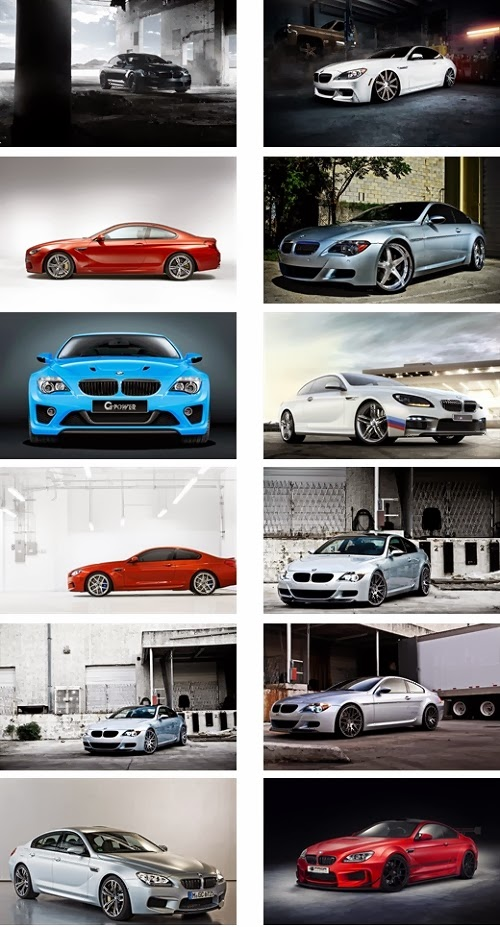 BMW M6 Theme For Windows 7 And 8 8.1