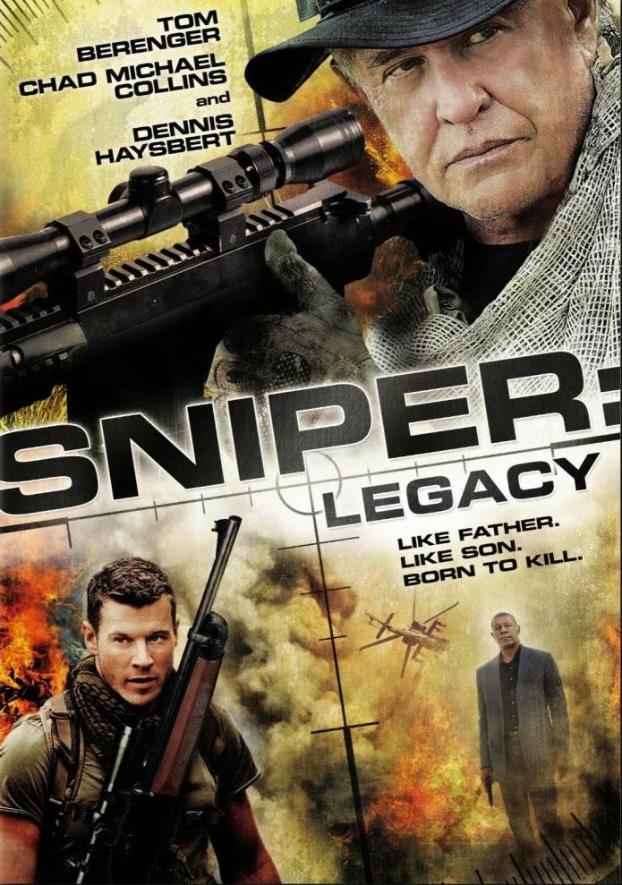 Sniper: El legado – DVDRIP LATINO