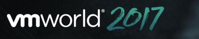 VMworld 2017 Banner