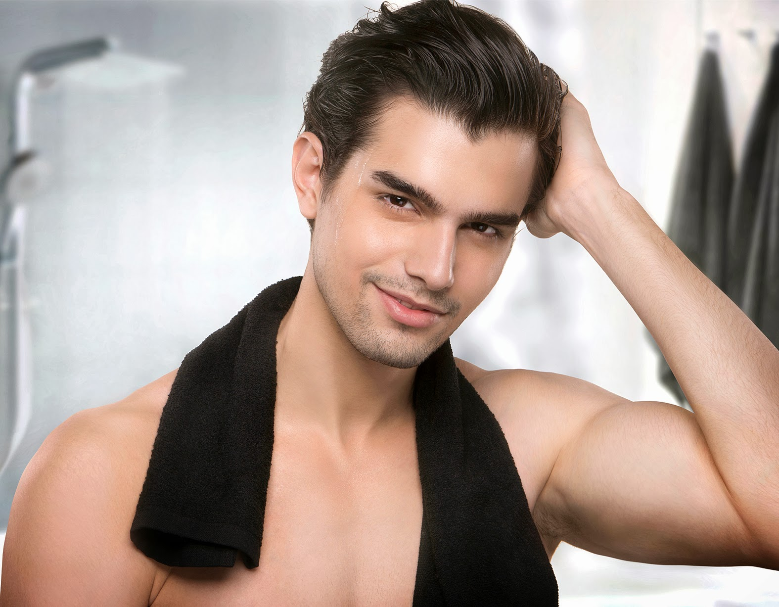 beauty men David yi founded website very good light, a men's beauty and grooming destination.
