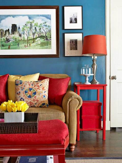 Bh G Colors Trends Cozy Little House