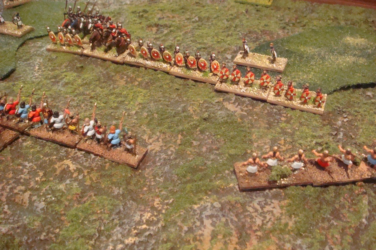 the main plan of attack for the romans Here's the situation: you spot roman attack ships headed for your shores do  you order your troops to ready the cannons or–in an ancient.