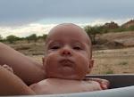 Nicholas, 3 months old