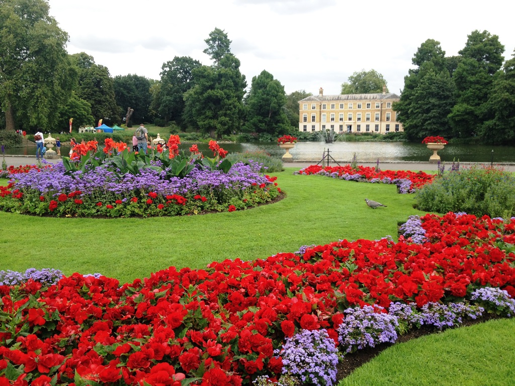 Buisson International Kew Royal Botanical Gardens In London