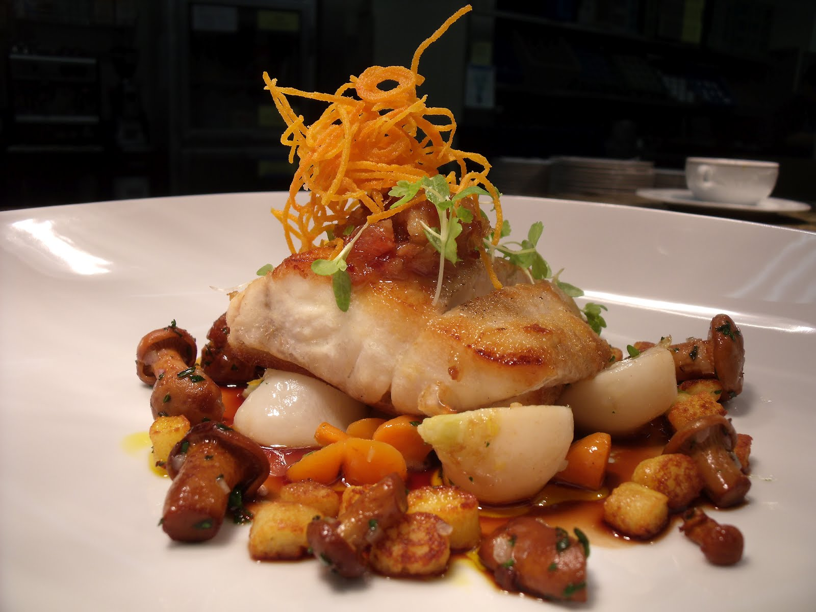 pan roasted sea bass with citrus and avocado oil pan roasted sea bass ...