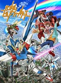 assistir - Gundam Build Fighters - Episódios - online