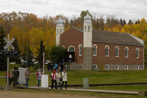 Masjid-Masjid di Kanada tak Pernah Sepi dari Jamaah