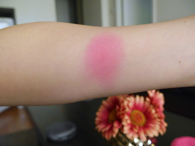clinique cheek pop berry pop review swatch pink with a purpose breast cancer awareness month