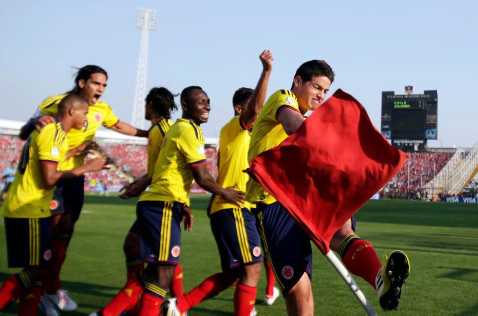 Twitter colapsó en felicitaciones para Colombia