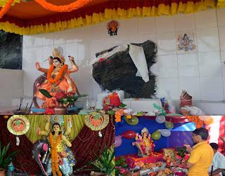 Vishwakarma Puja in Mungpoo