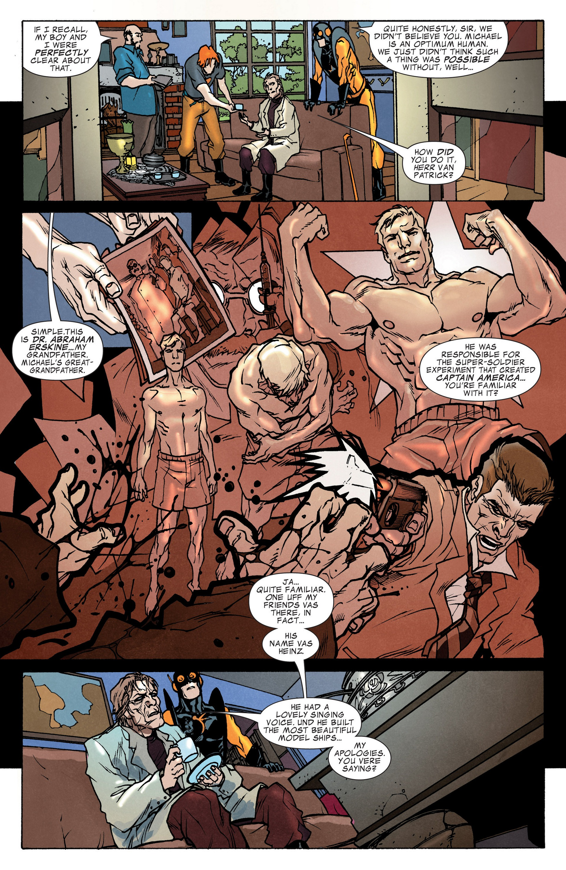 Read online Secret Invasion: The Infiltration comic -  Issue #4 - 30