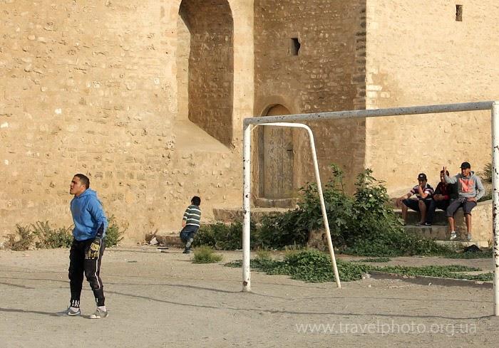 Футбол в Тунисе