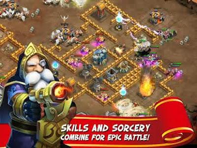 Castle Clash Apk 3