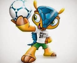 mascota mundial brazil 2014