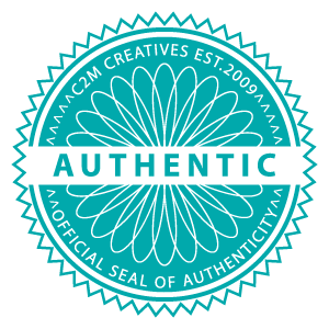 Be Authentic in All of Your Content Marketing - Seal of Authenticity