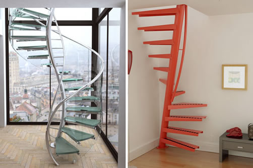 24 increibles dise os y modelos de escaleras creativot - Idee scale per interni ...