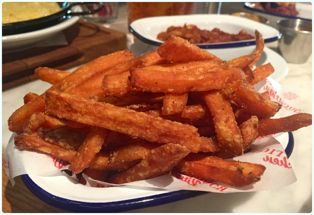 Revolution - Sweet Potato Fries