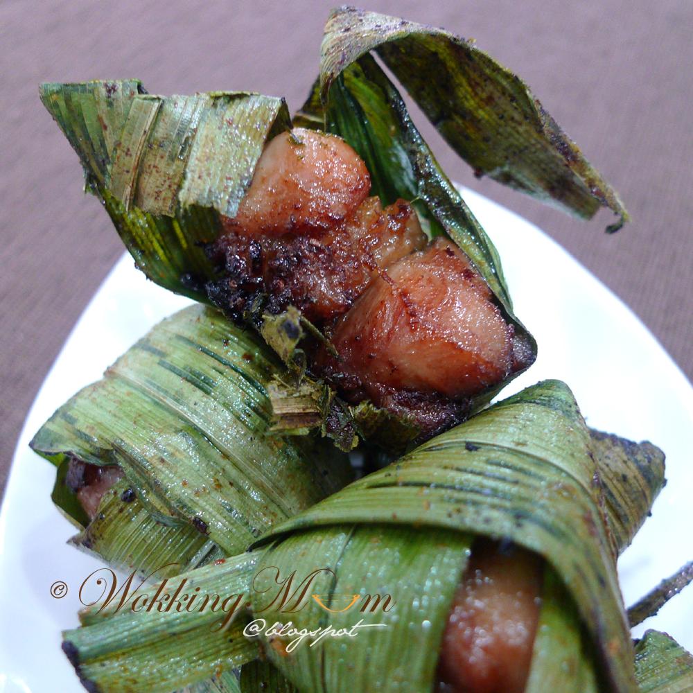 Let's get Wokking!: Pandan Chicken 香兰炸鸡块 | Singapore Food ...