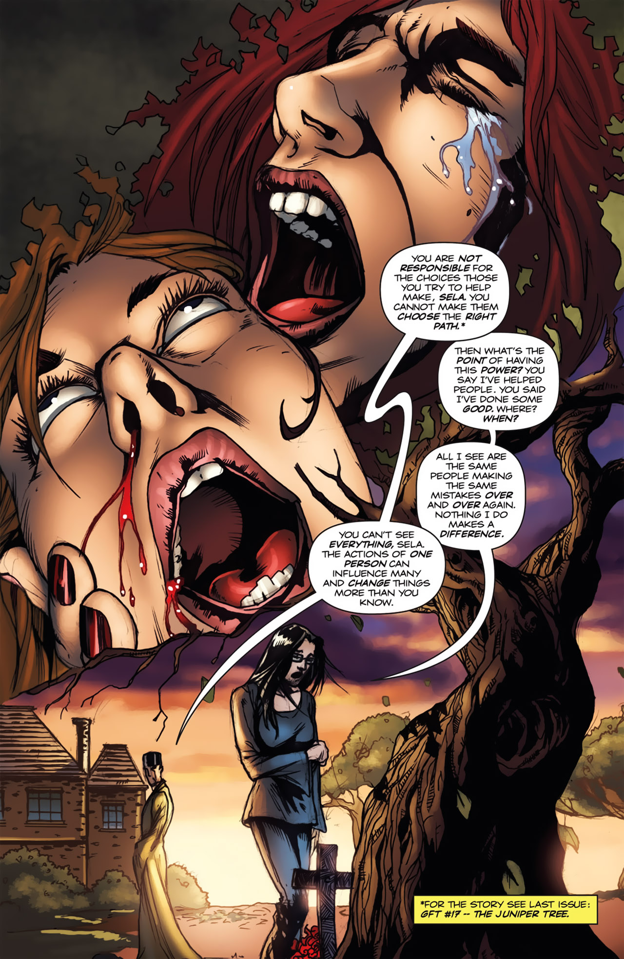 Grimm Fairy Tales (2005) Issue #18 #21 - English 3