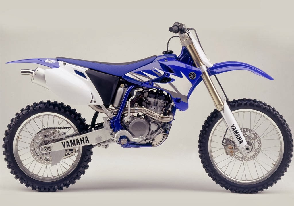 Yamaha YZ450F X-Bikes