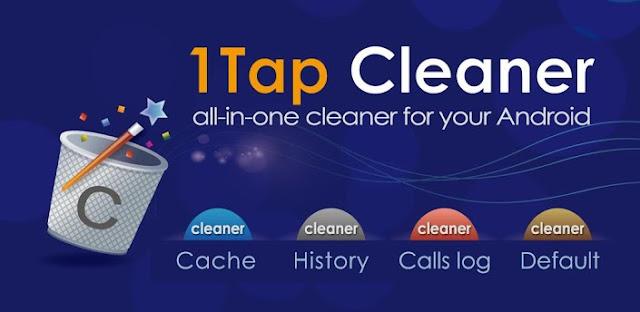 1Tap Cleaner Pro v2.72 Apk Miki
