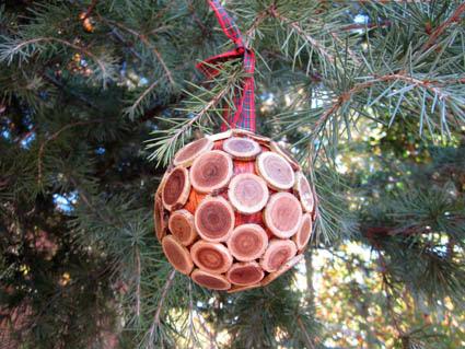 Adronos navidad madera