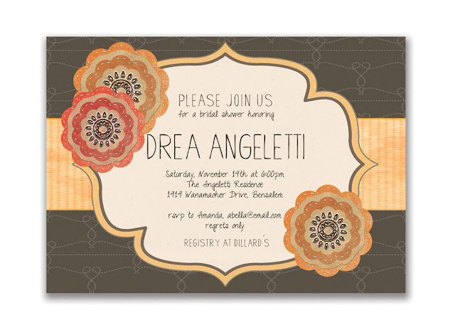 Autumn Baby Shower Invitations1