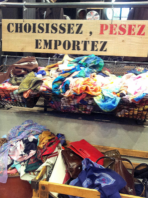 Kilo Shop Paris - Friperies Vintage