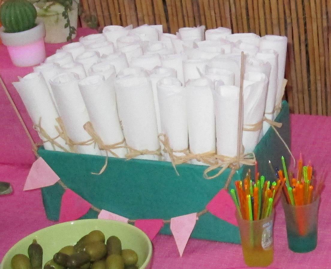 fiesta ibicenca inaugurando el verano 2012 - Decoracion Fiesta Ibicenca