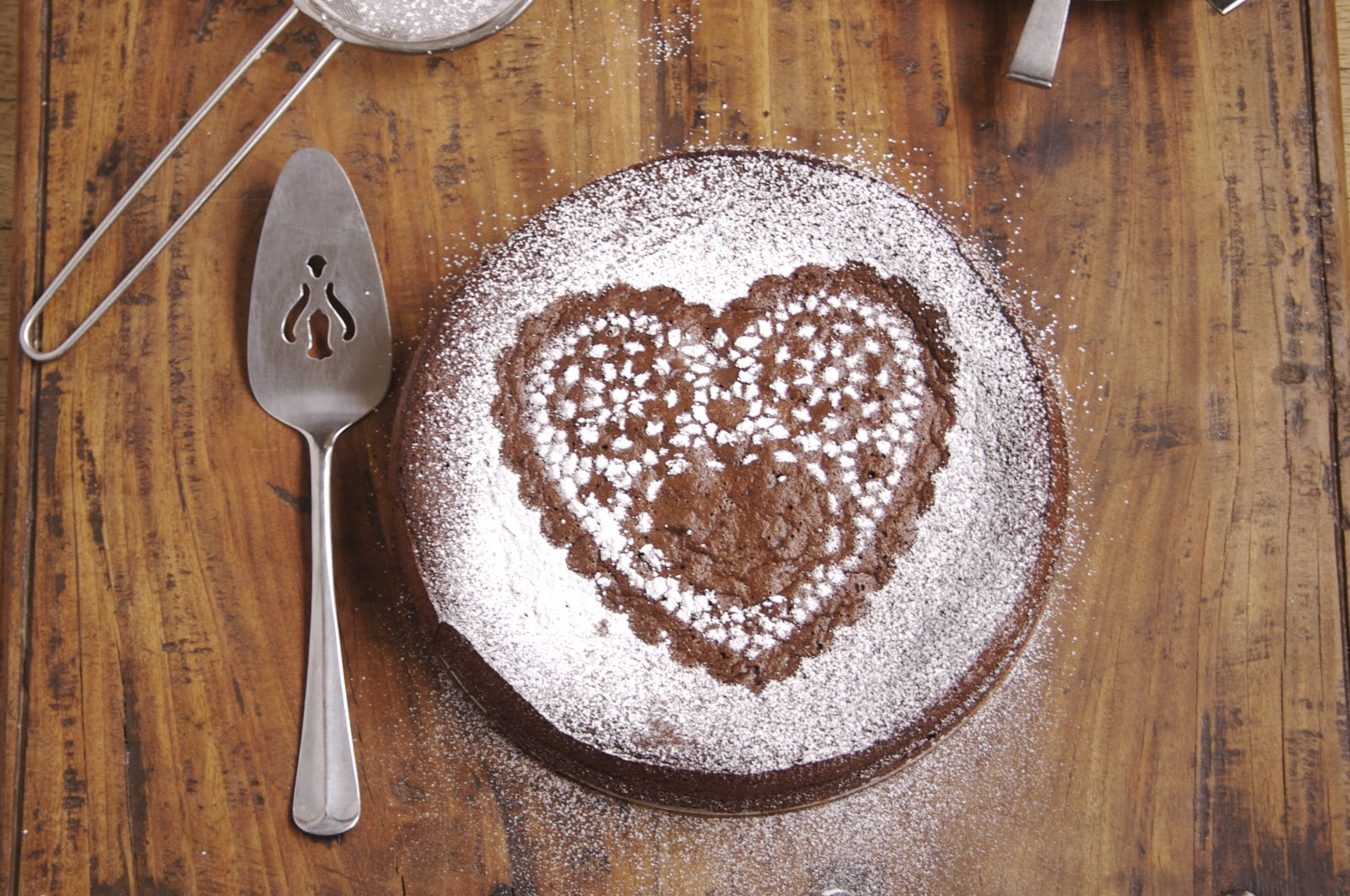 Ah, the flourless chocolate cake: the dessert that Becky from The ...