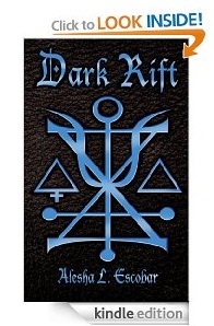 Free eBook Feature: Dark Rift (The Gray Tower Trilogy, #2) by Alesha Escobar