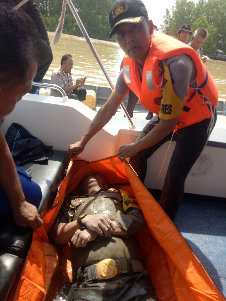 Dekat Insiden Tenggelamnya Speed Boat Ditemukan Wakapolres