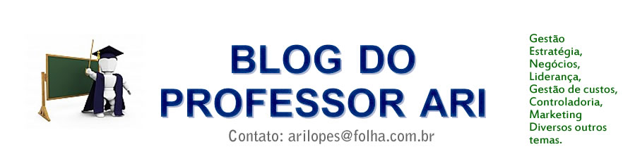 BLOG DO PROFESSOR ARI
