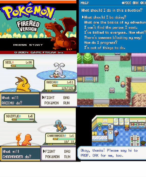 Pokemon Fire Red  Pokemoner.com