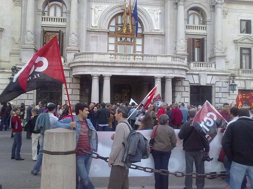 31/03/11 Plz. Ayuntamiento València