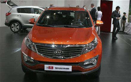 2011 Kia Sportage The Latest Cars