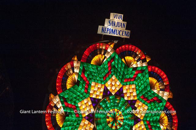 Giant Lantern Festival 2015 in San Fernando City Pampanga