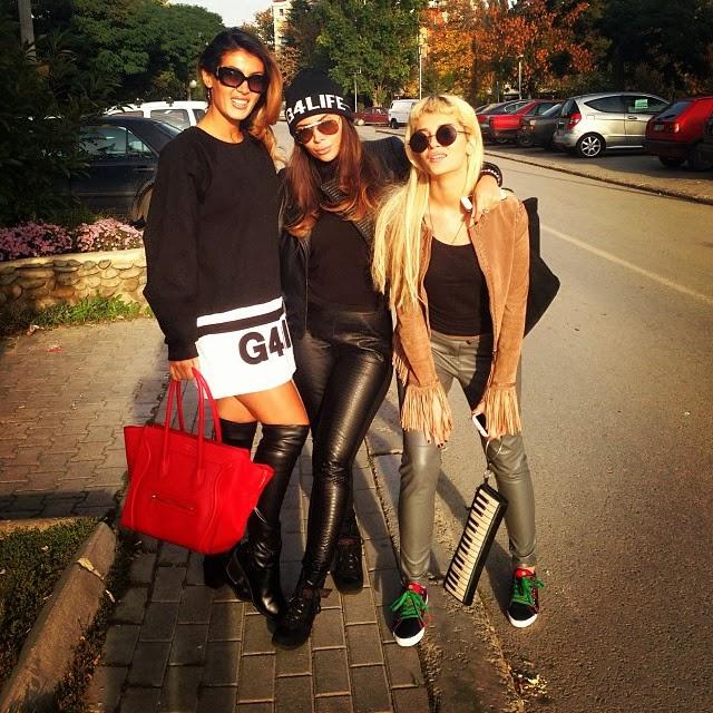 Motrat Istrefi: Nora, Nita dhe Era