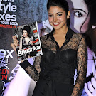 Anushka Sharma in Black Dress @ Maxim - Artic Bash