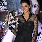 Anushka Sharma in Black Dress @ Maxim - Artic Bash