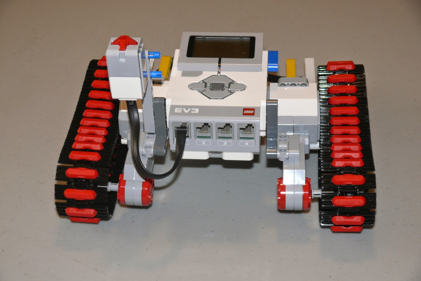The Legology Robotic Realm Fll World Class To Tire Or To Track