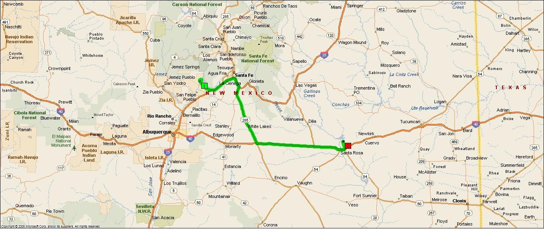 santa rosa new mexico dating From city: 3 miles e of santa rosa, nm time zone: utc -6 (utc -7 during  standard  activation date: 05/1967 control tower: no artcc:  albuquerque.